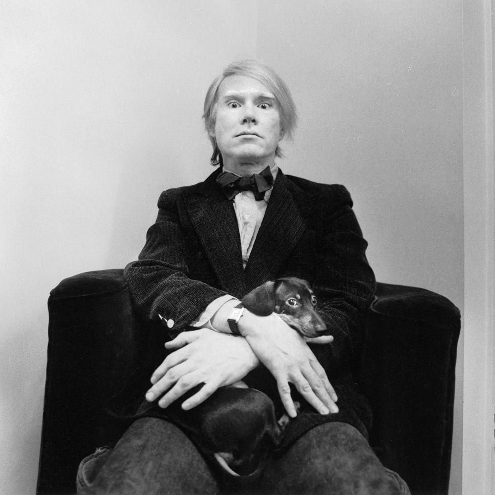 Immagine per il produttore Andy Warhol