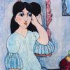 Immagine di Donna dell'interno