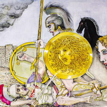 Immagine di Achille uccide Ettore