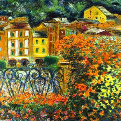 Immagine di Terrazza a Portofino