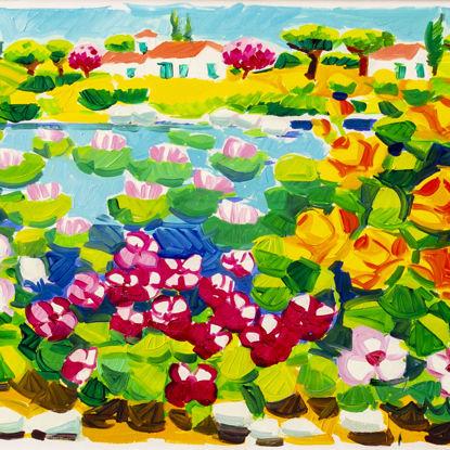 Immagine di Racconto di un piccolo lago