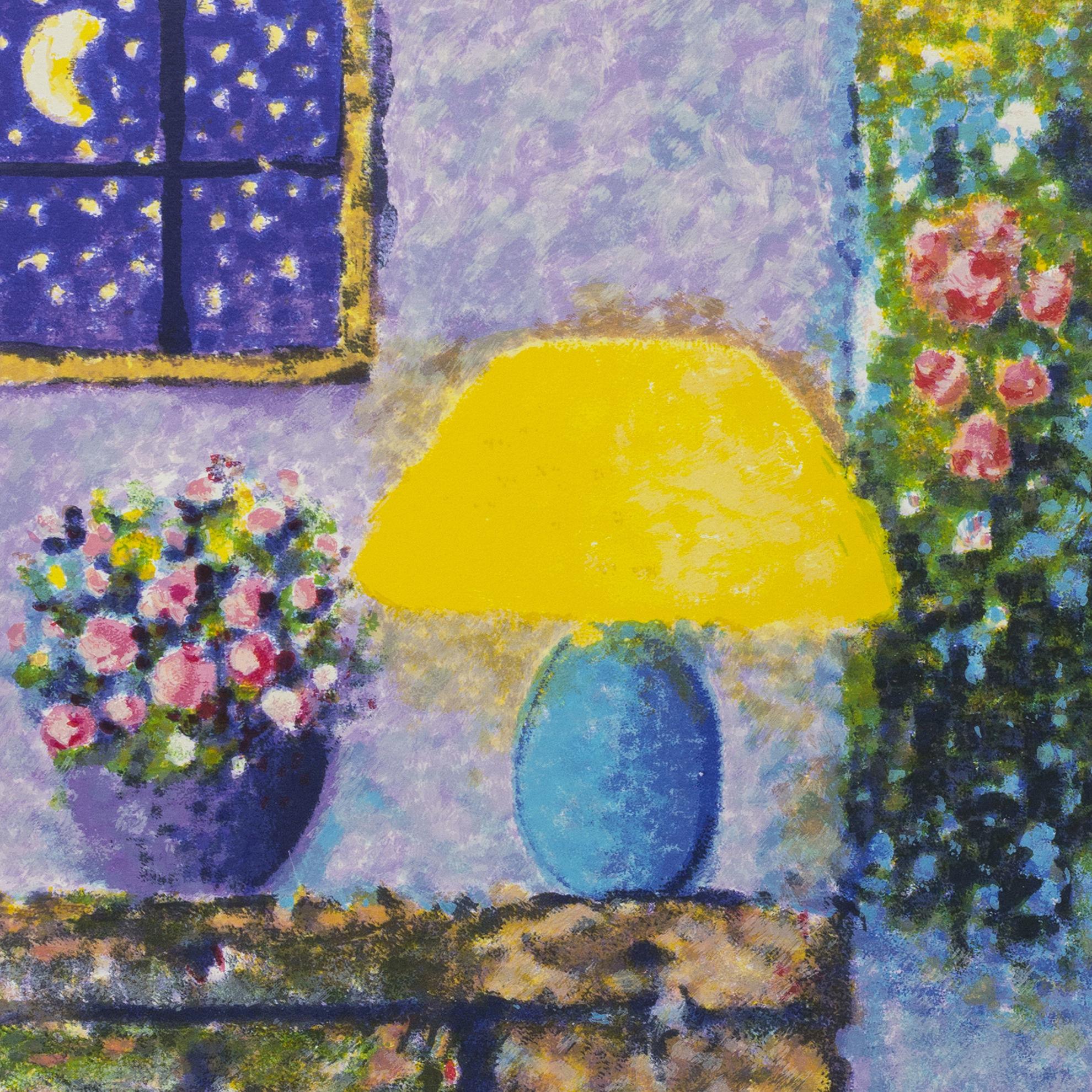 Immagine di Di notte, nel mio studio