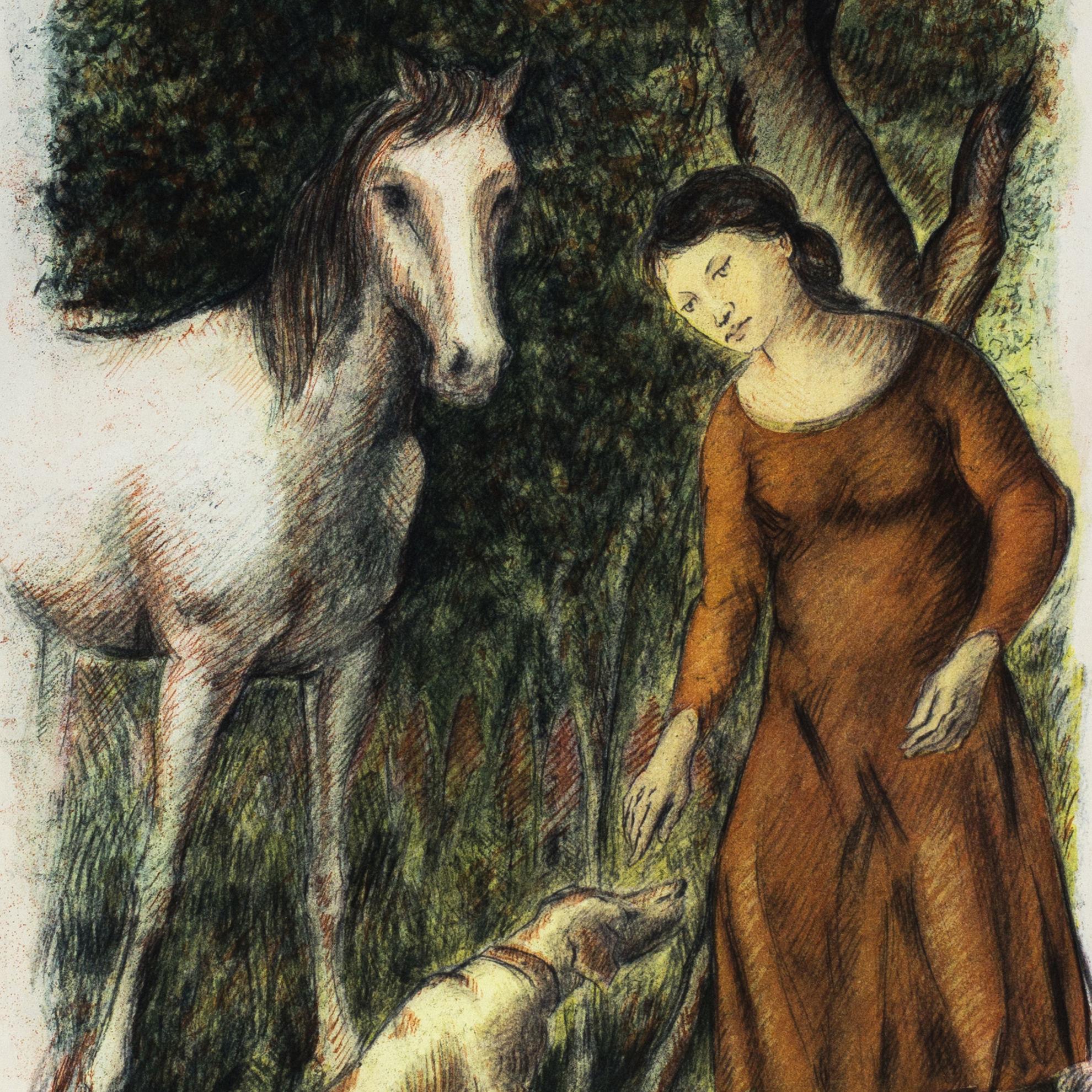 Immagine di Clara e le bestie