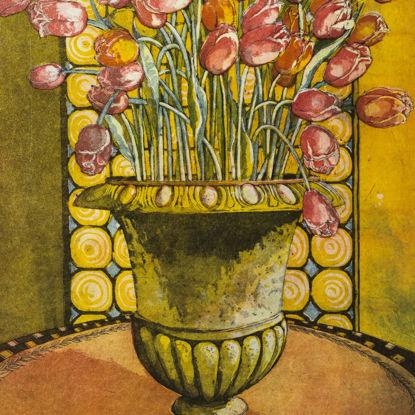 Immagine di Vaso con fiori