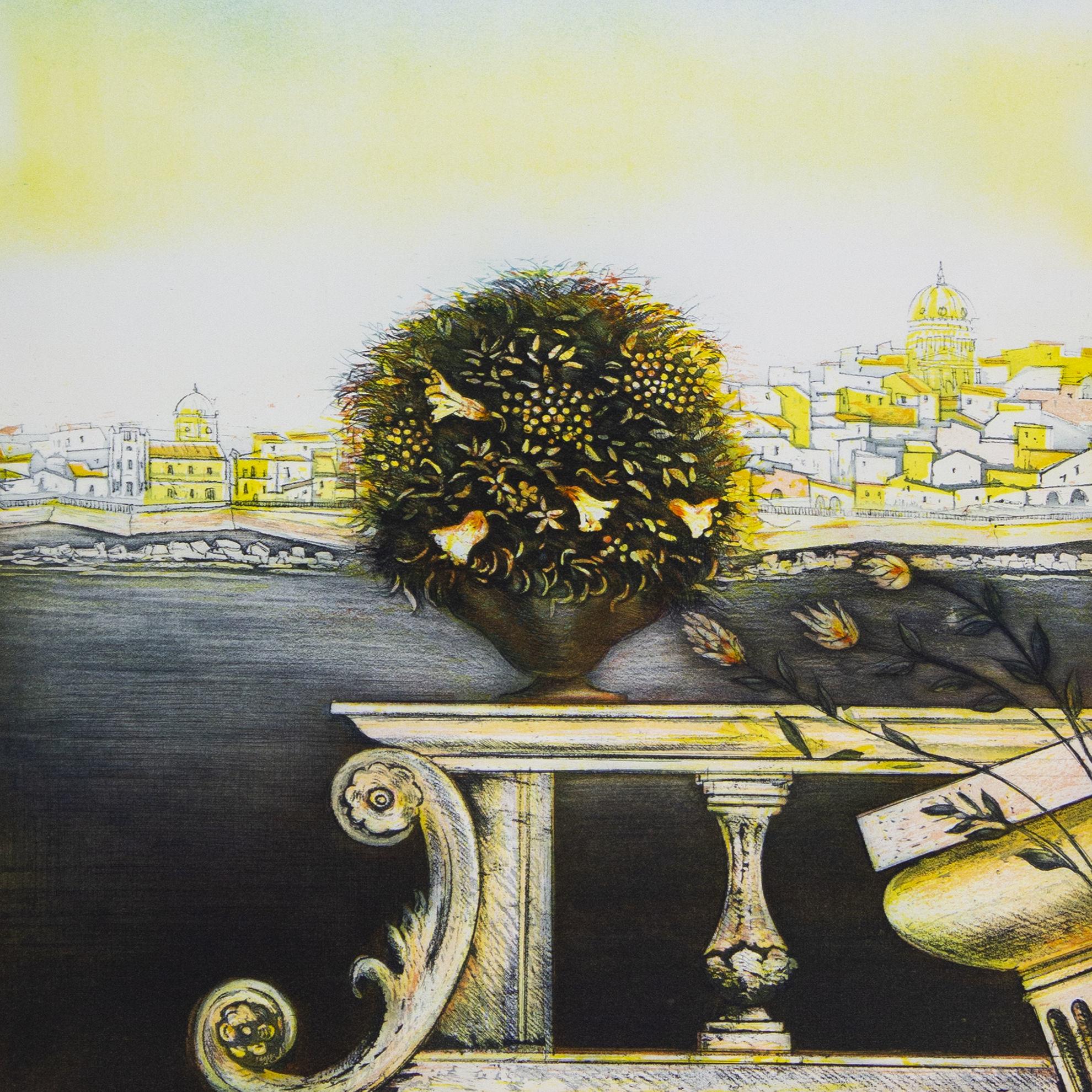 Immagine di Il terrazzo