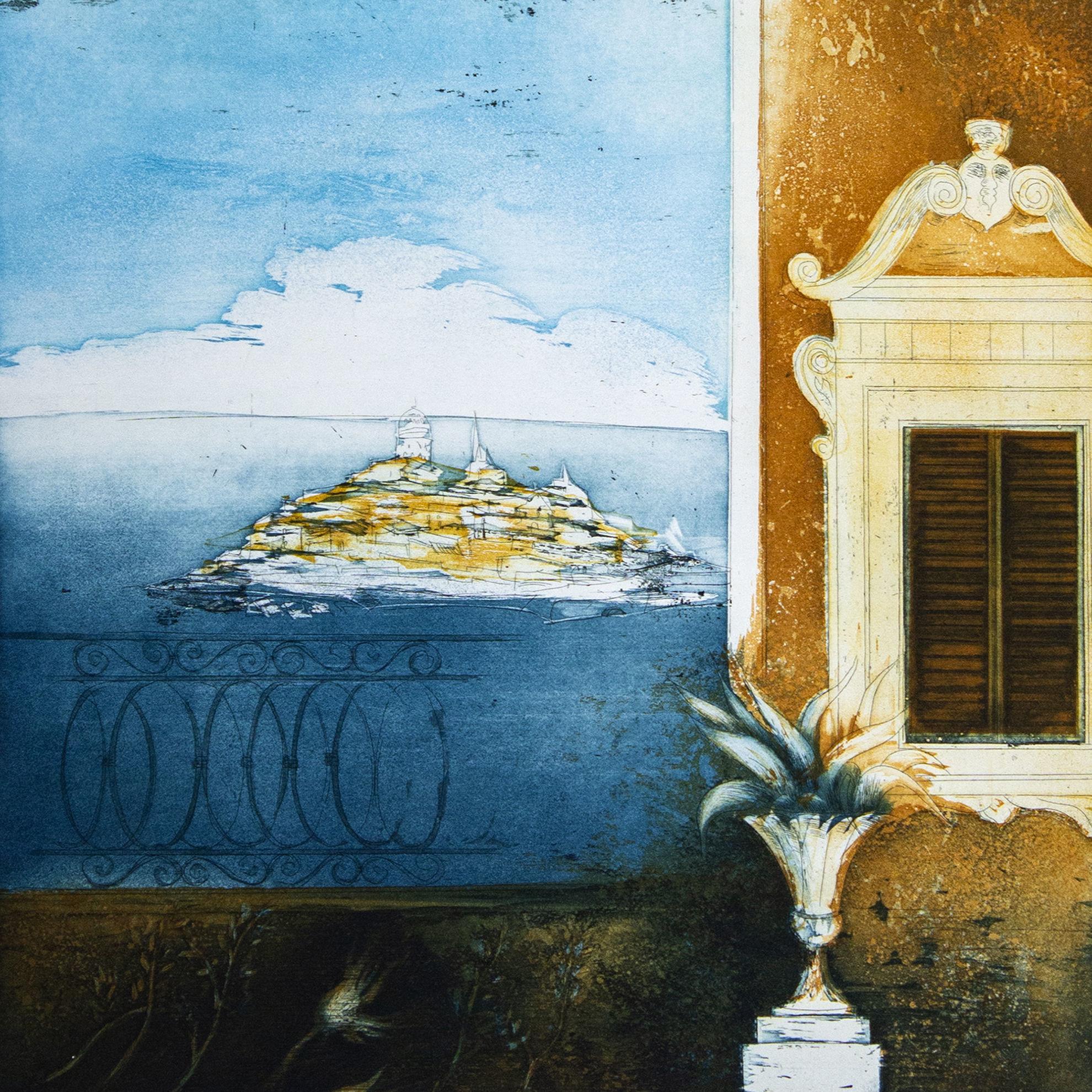 Immagine di Veduta sull'isola
