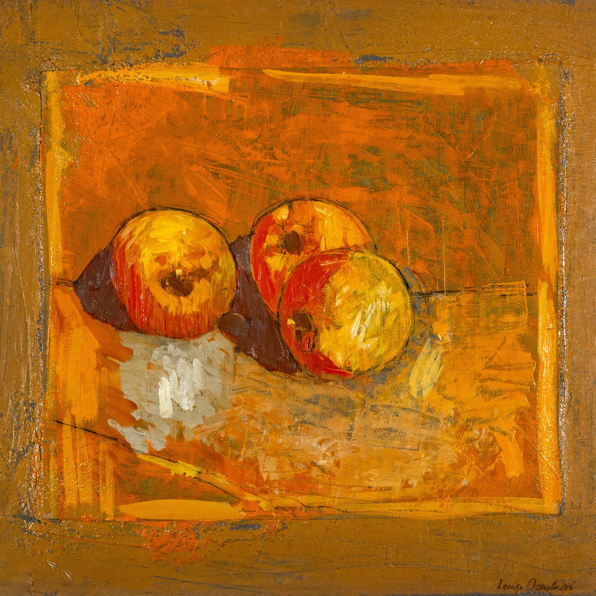 Immagine di Natura morta con mele