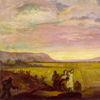 Immagine di Paesaggio (tramonto)