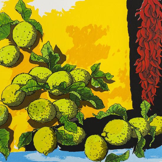 Immagine di Peperoncini e limoni