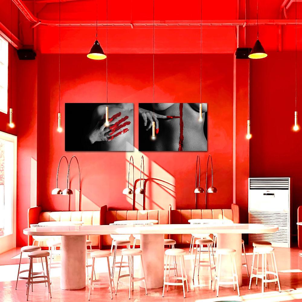 Immagine di Liquid-A #03 Red Line