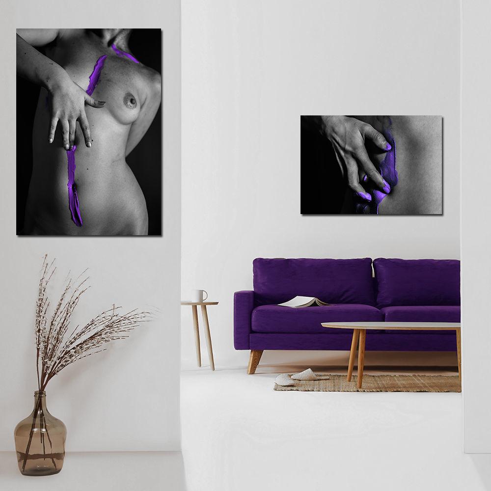 Immagine di Liquid-A #07 Purple spot