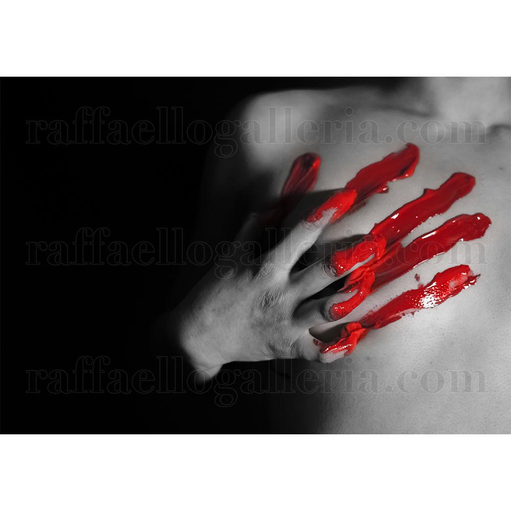 Immagine di Liquid-A #10 Red Hand