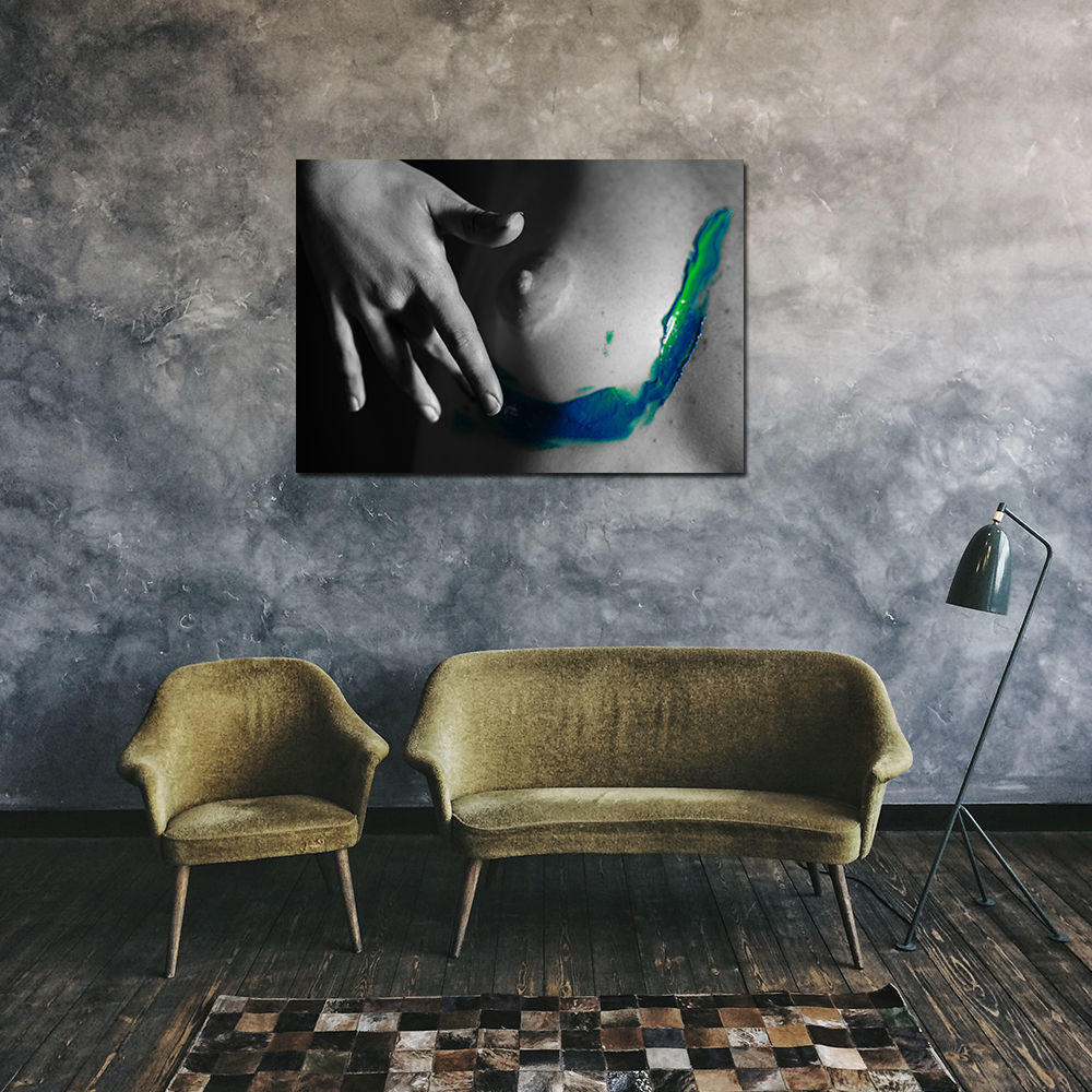 Immagine di Liquid-A #18 Green Blue