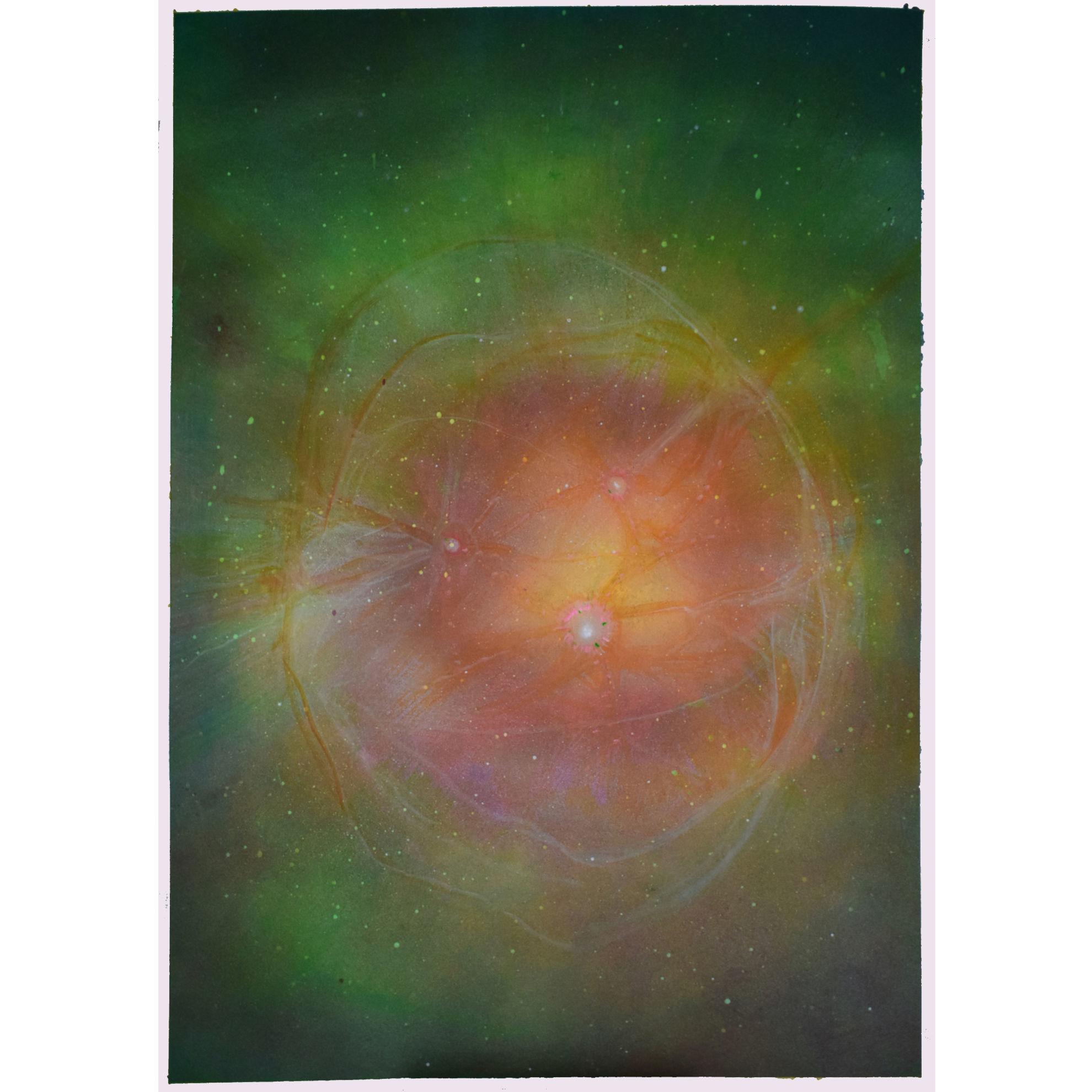 Immagine di Appunti dallo spazio 04  - Quadro moderno