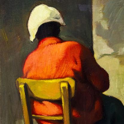 Immagine di Donna di spalle