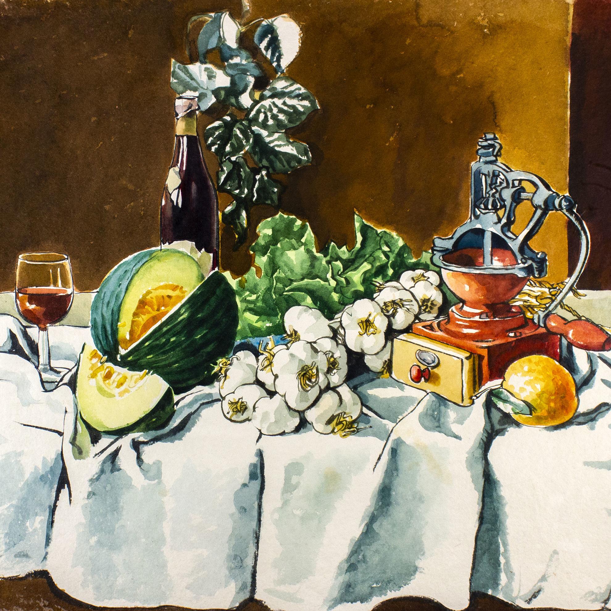 Immagine di Composizione su tavolo