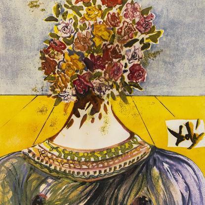 Immagine di La donna fiorita