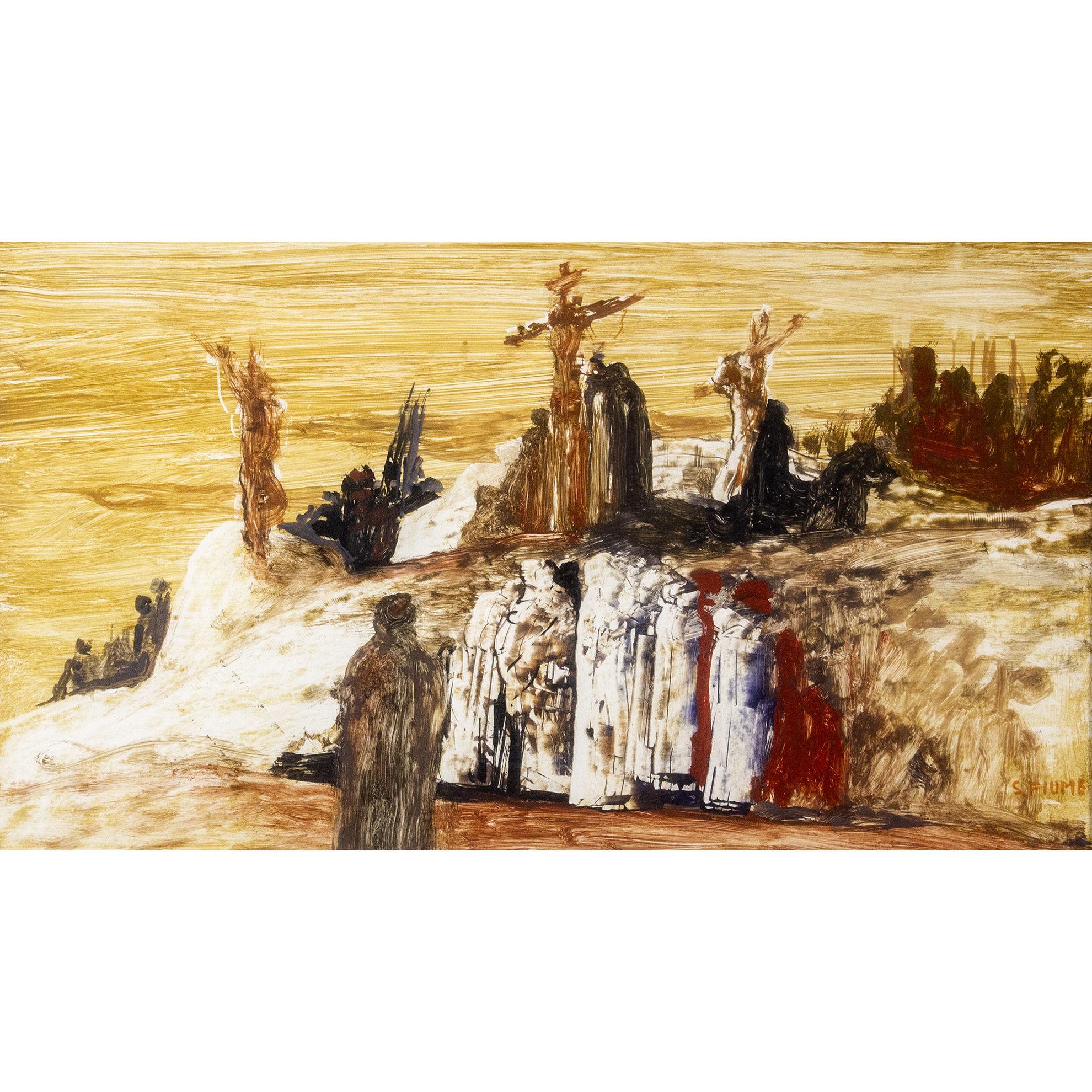 Immagine di Crocifissione