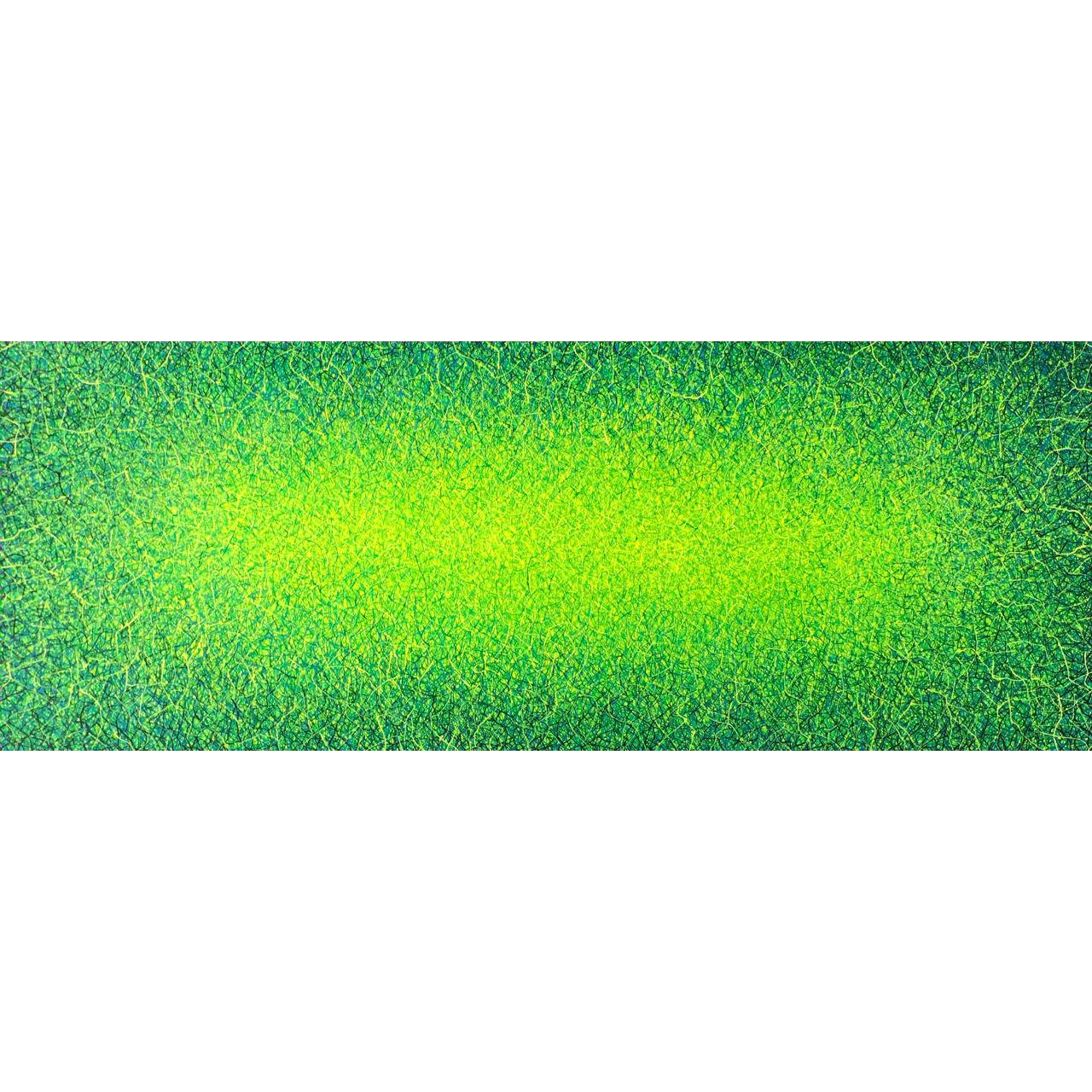 Immagine di Grammelot giallo - Quadro moderno astratto