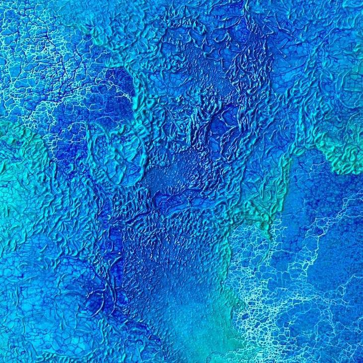 Immagine di Blu atollo