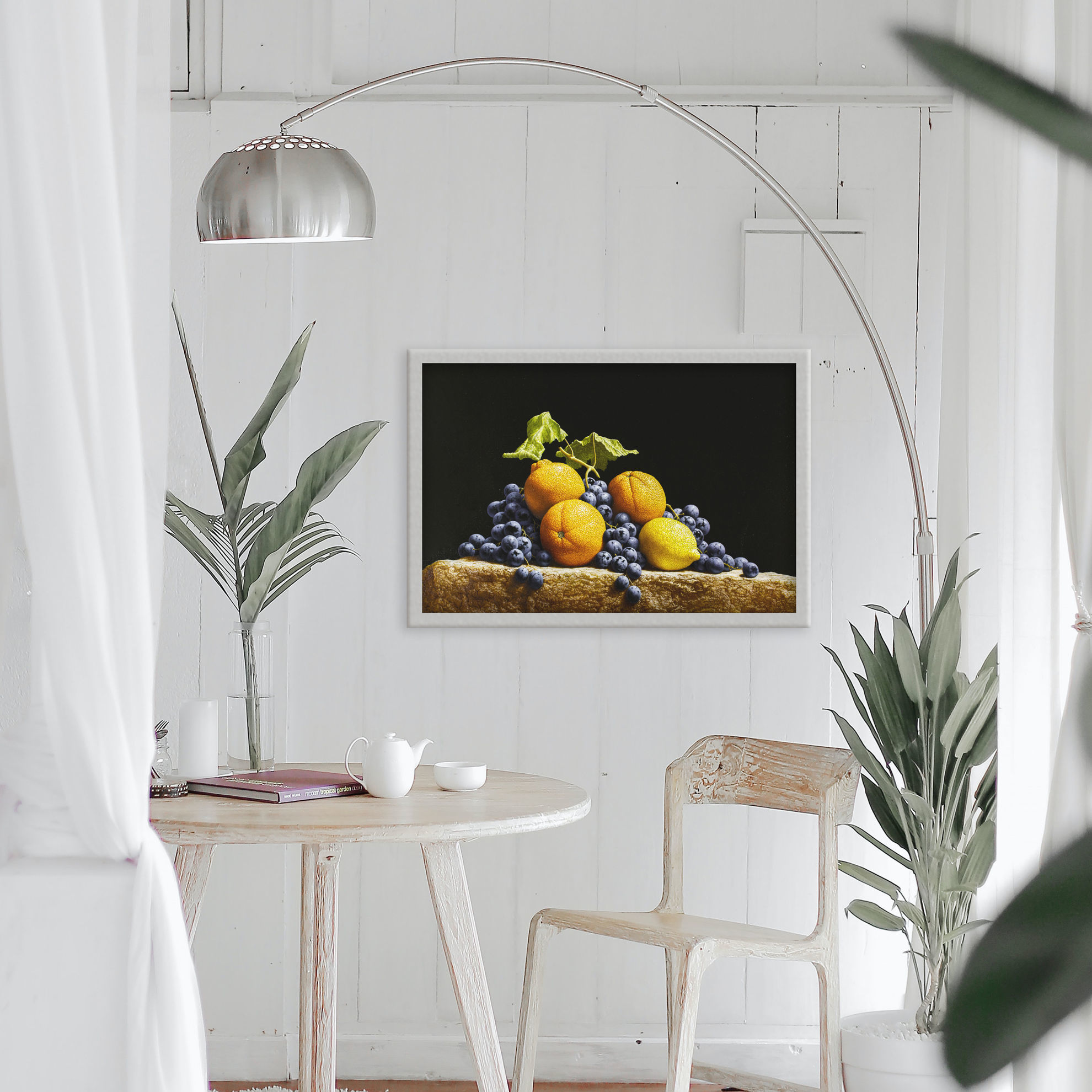 Immagine di Arance uva e limone