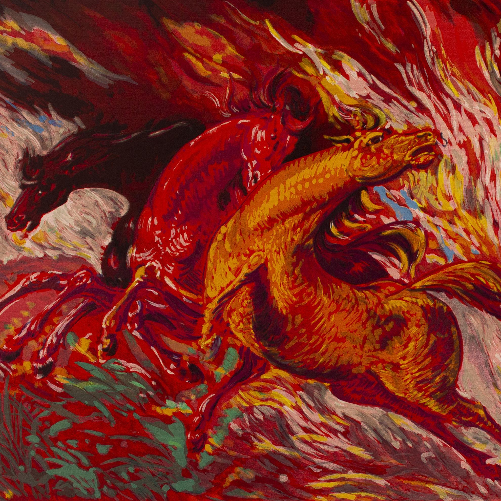 Immagine di L'incendio