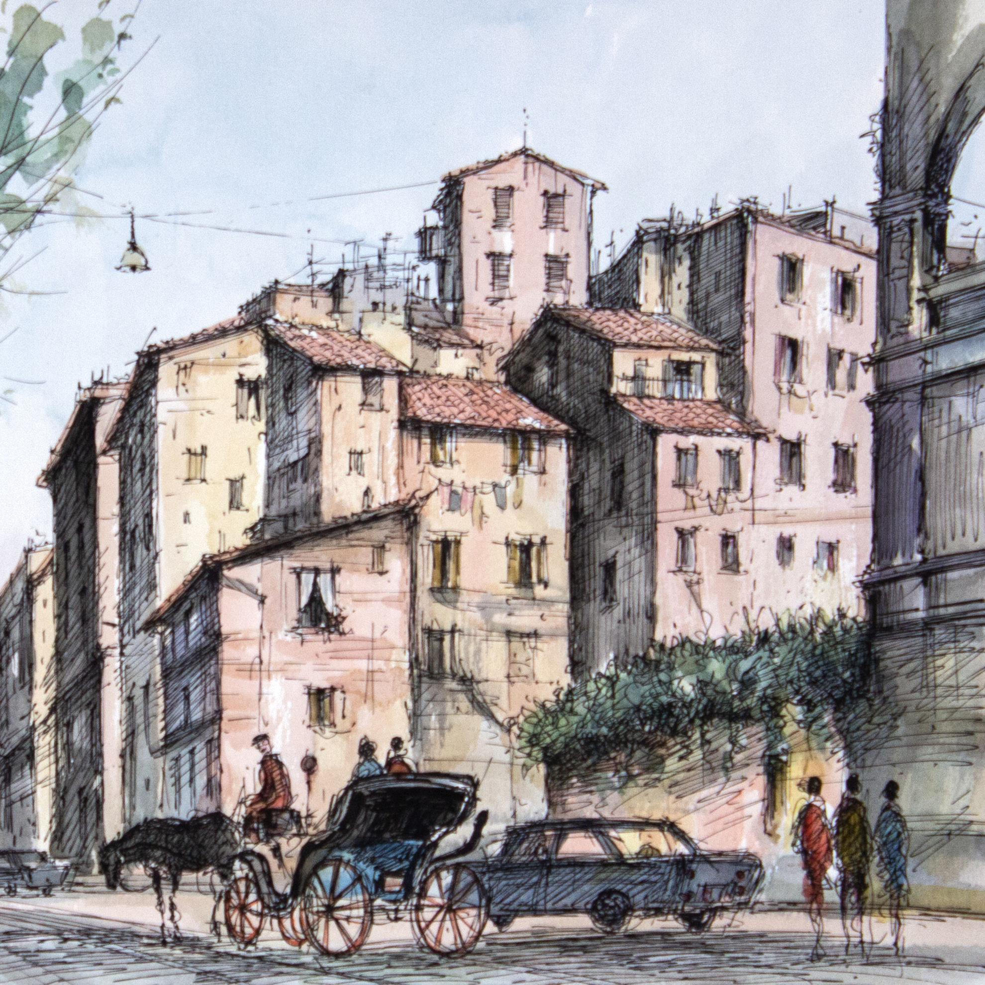 Immagine di Roma Lungo Tevere