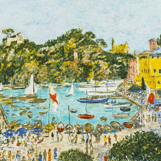 Immagine di Domenica a Portofino