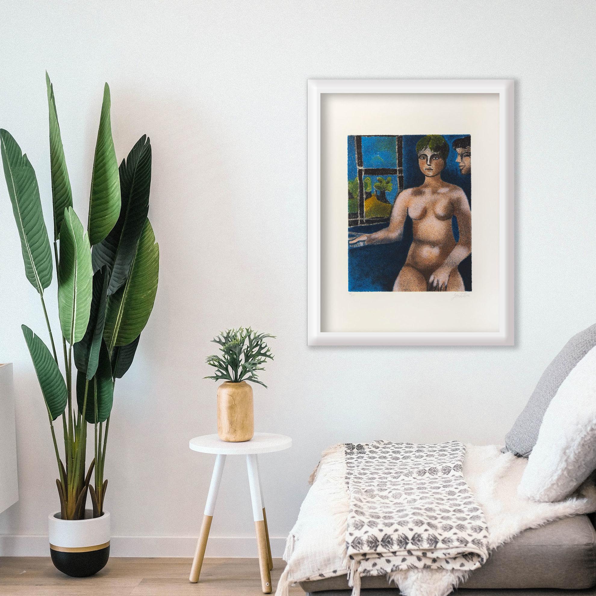 Immagine di Nudo alla finestra