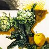 Immagine di Carciofi e mela