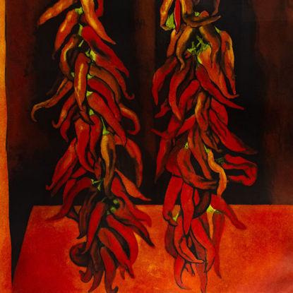 Immagine di Peperoni rossi