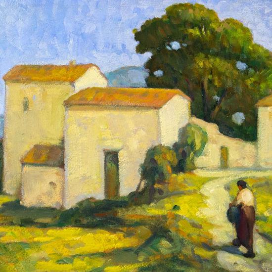 Immagine di In campagna