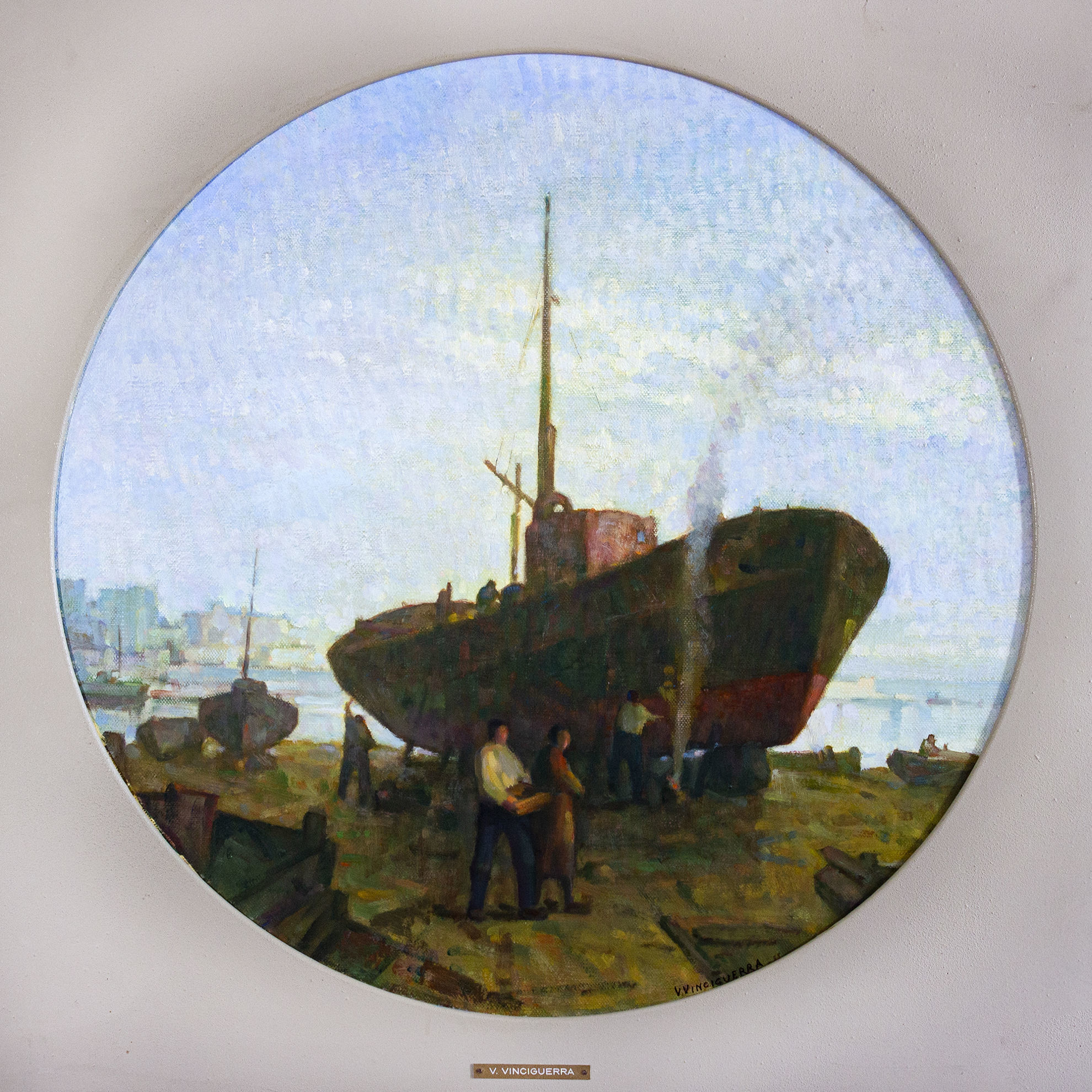 Immagine di Vecchio peschereccio