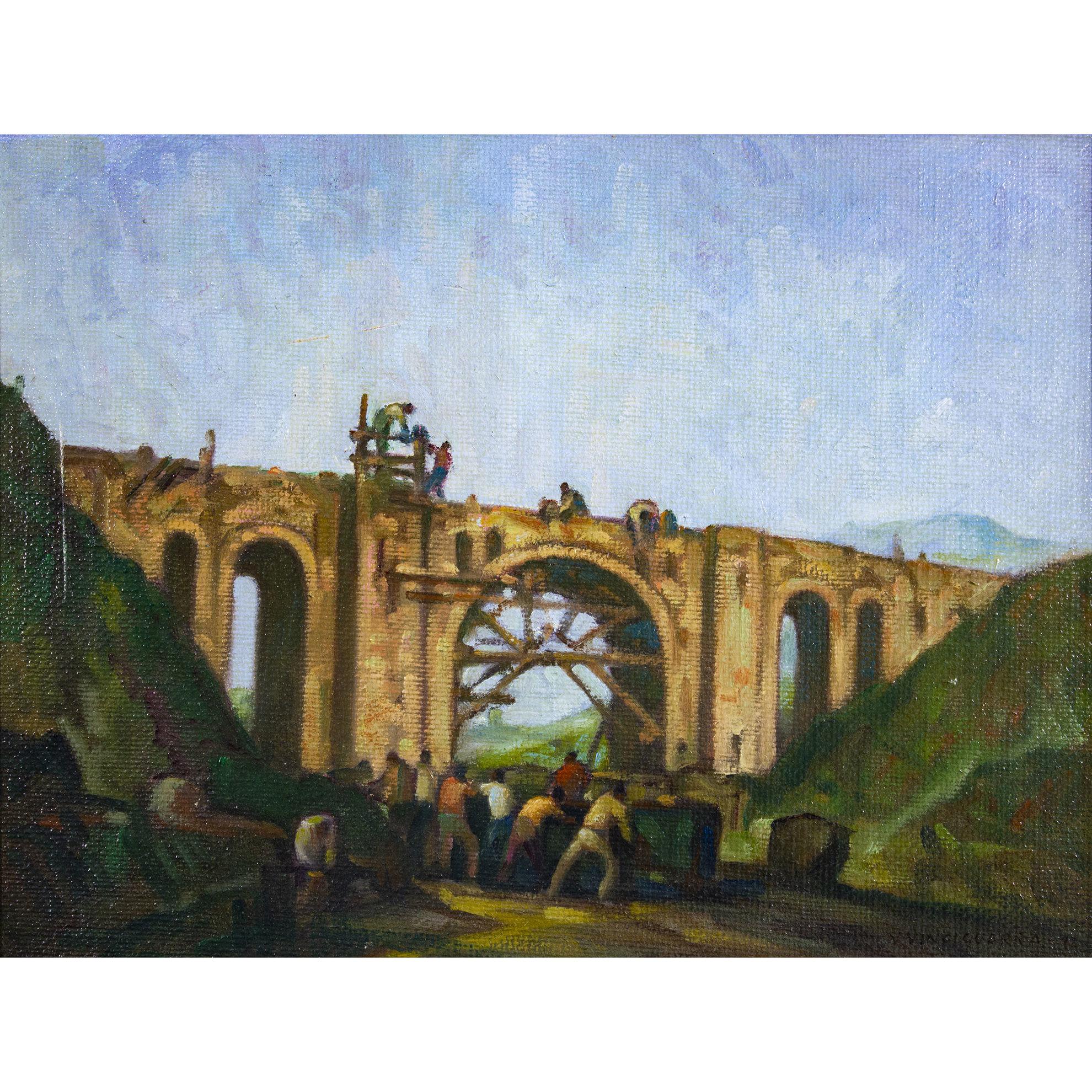 Immagine di Ponte in costruzione