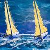 Immagine di Regata  (gialla)