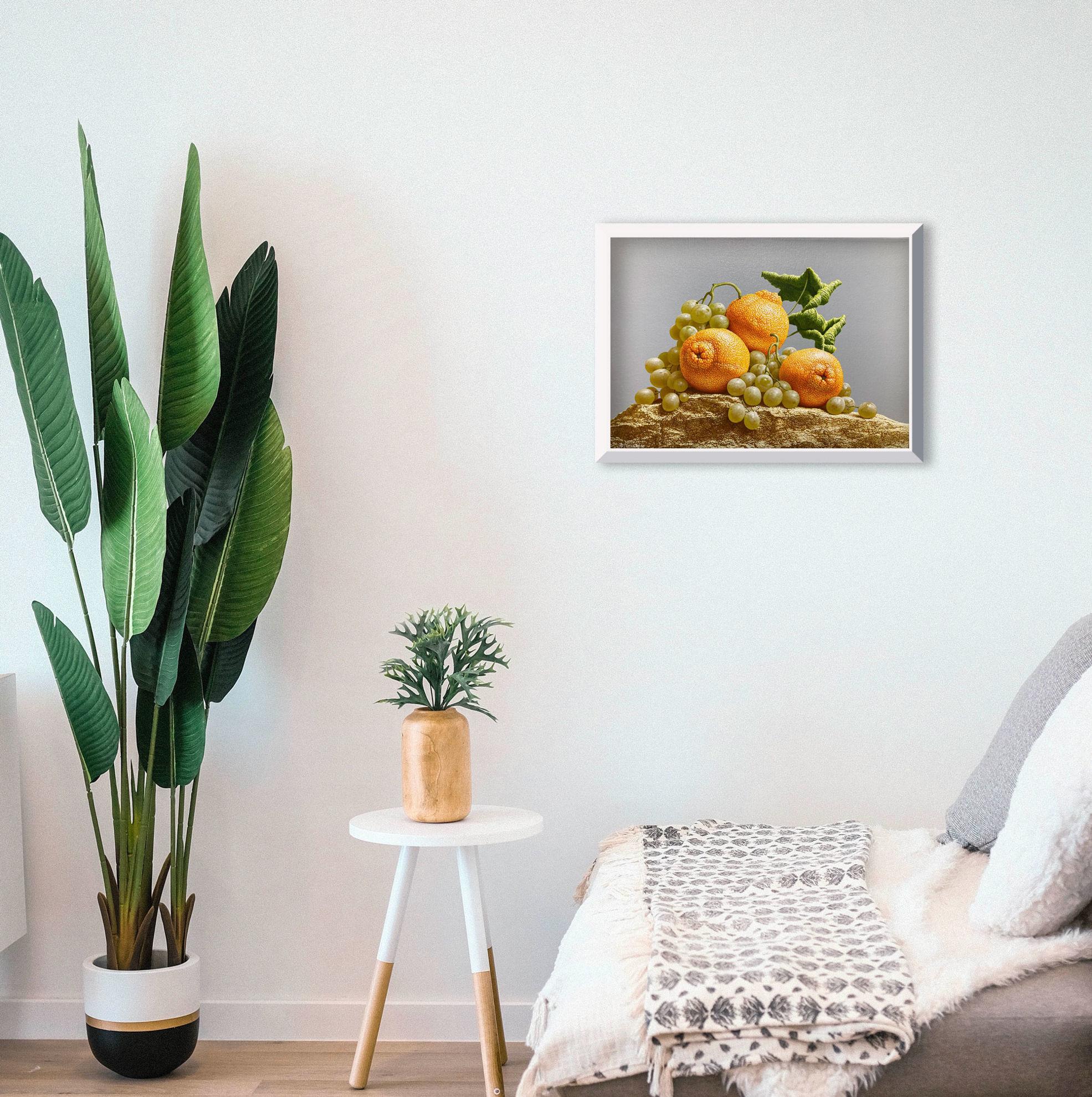 Immagine di Natura morta con arance