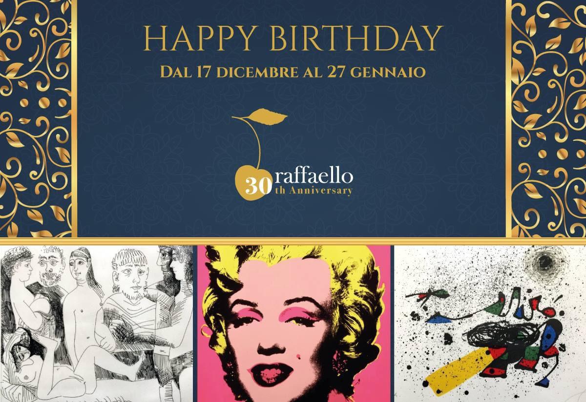 Raffaello 30th Anniversary
