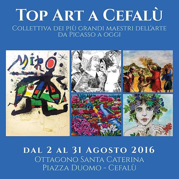 Top Art a Cefalù