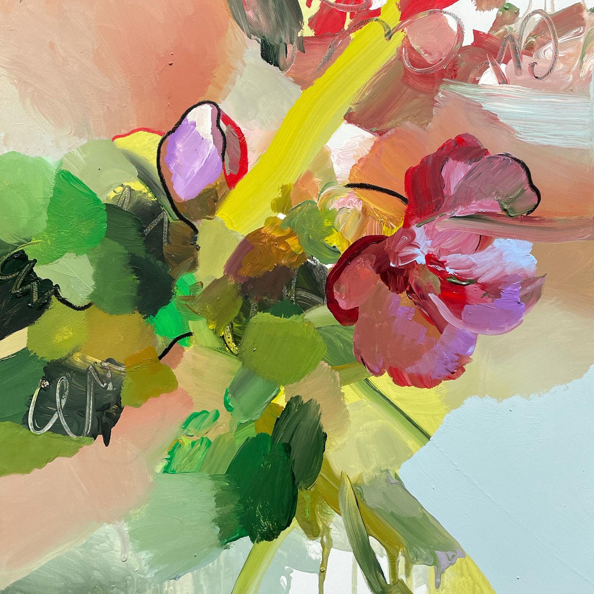"""Immagine di """"No-Flowers 02"""" - Quadro moderno"""