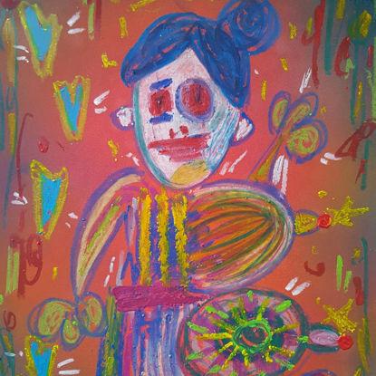 Immagine di Carta d'artista 04
