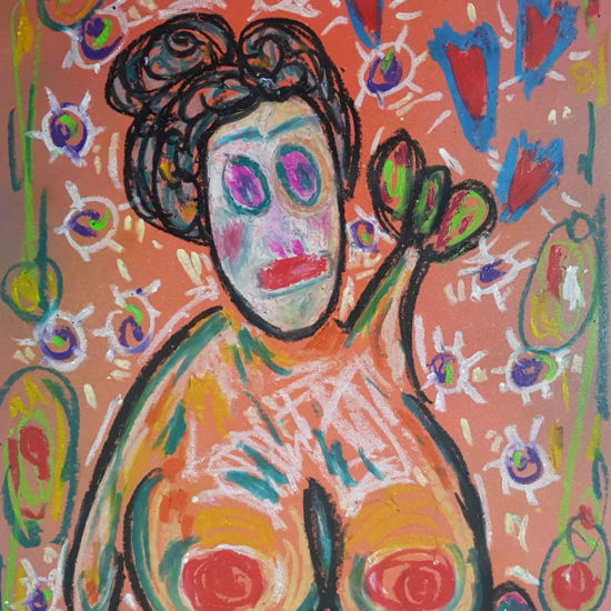 Immagine di Carta d'artista 06