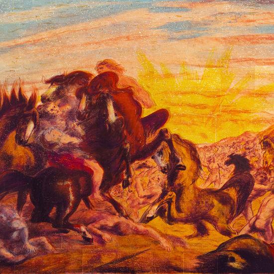 Immagine di Battaglia all'alba