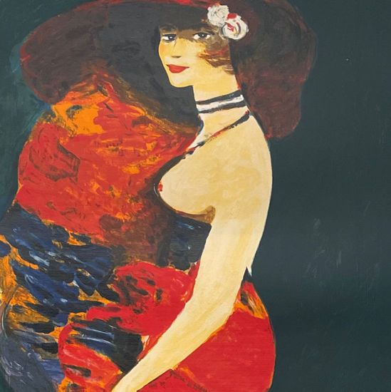 Immagine di Ritratto di signora