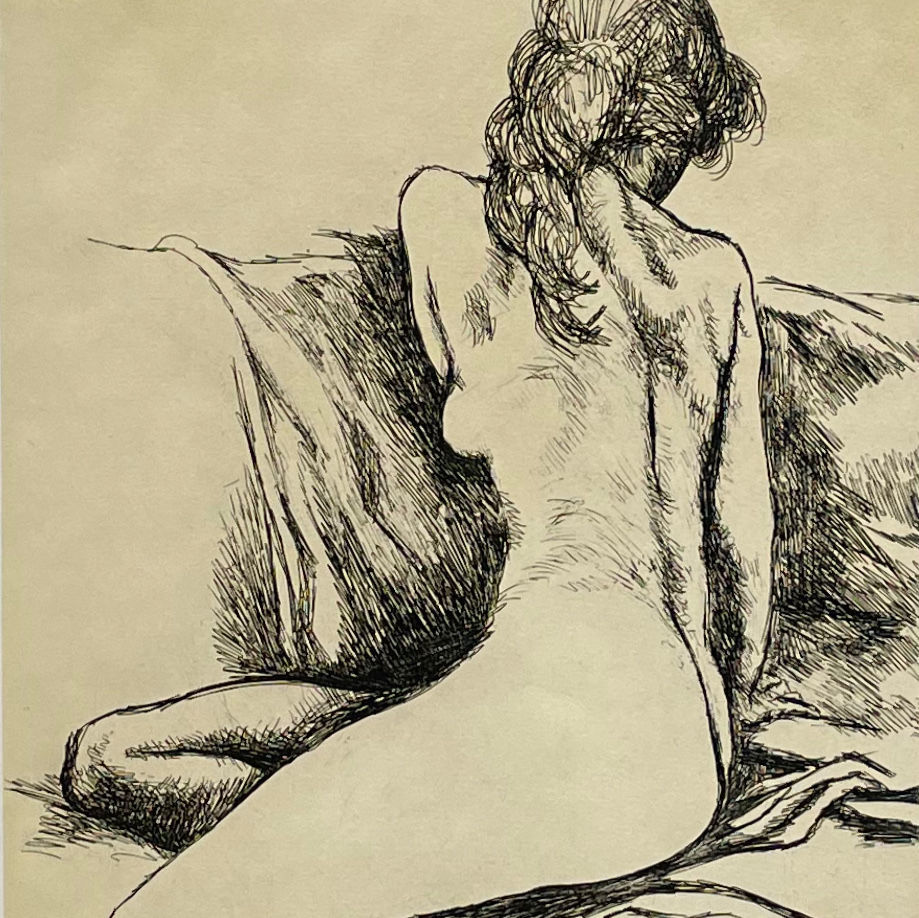 Immagine di Nudo di schiena
