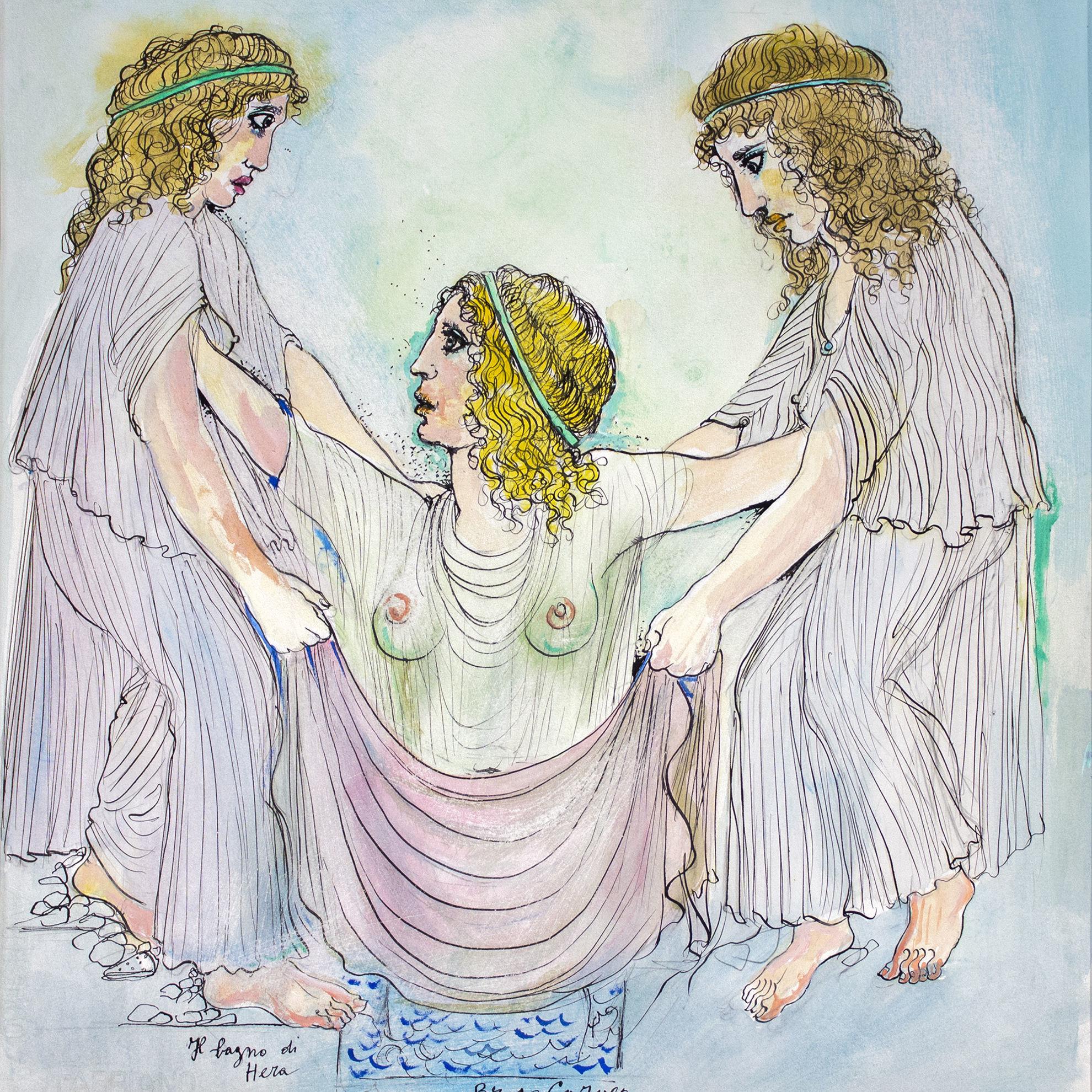 Immagine di Il bagno di Hera