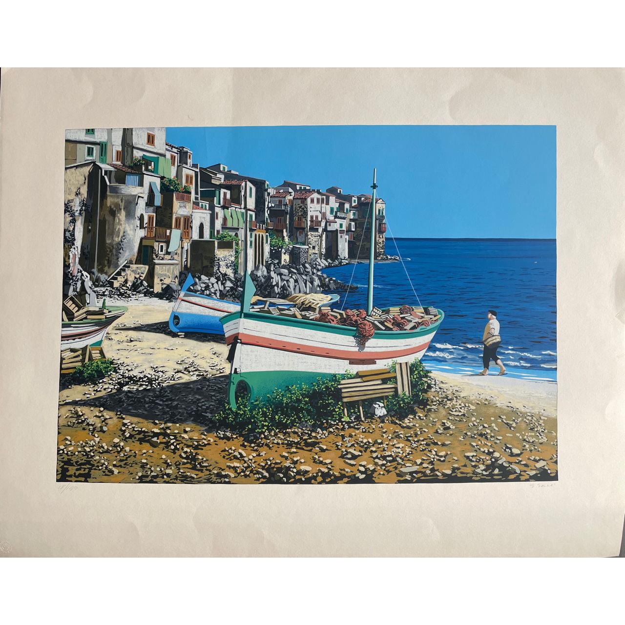 Immagine di Barche di Roccalumera