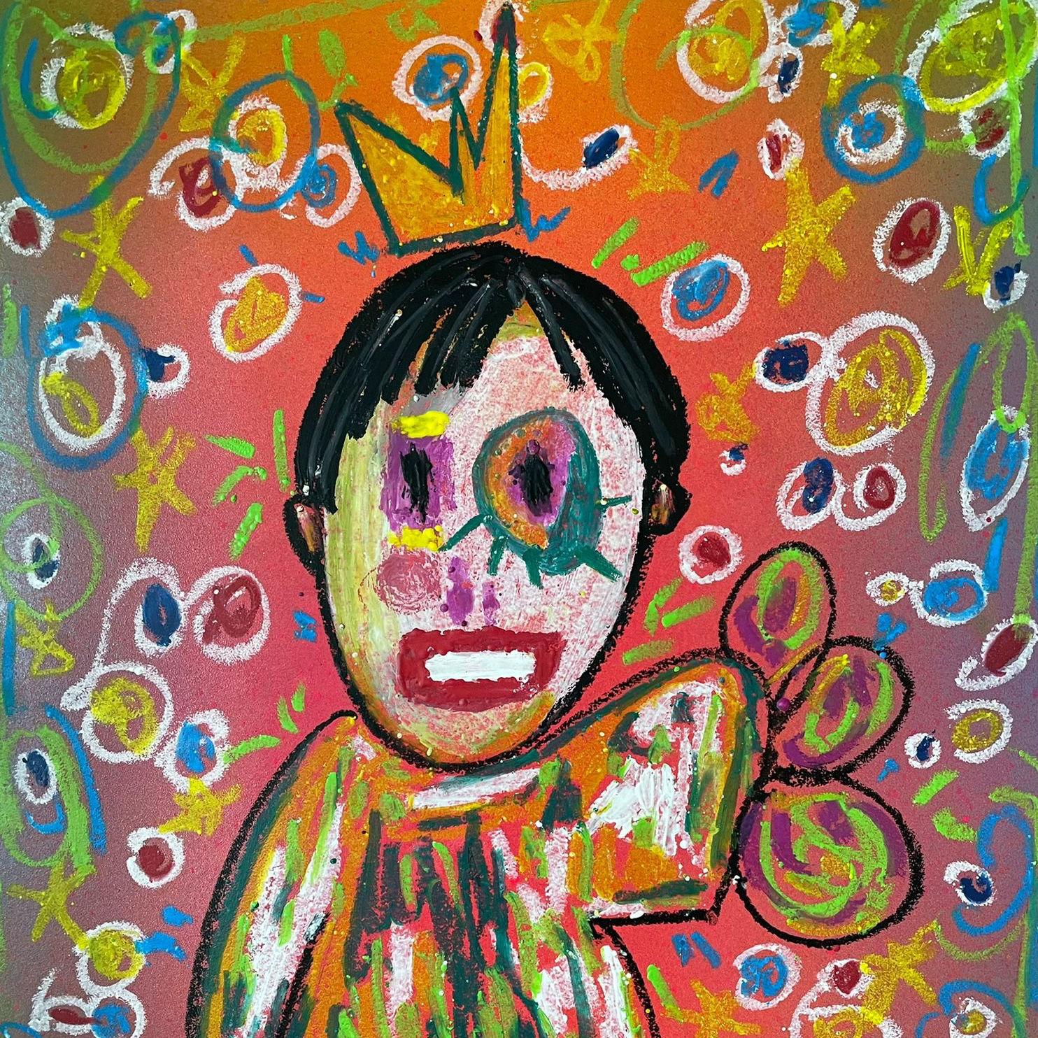 Immagine di Carta d'artista 09