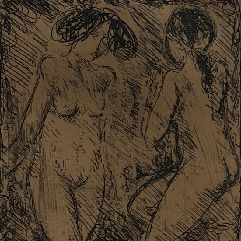 Immagine di Due nudi