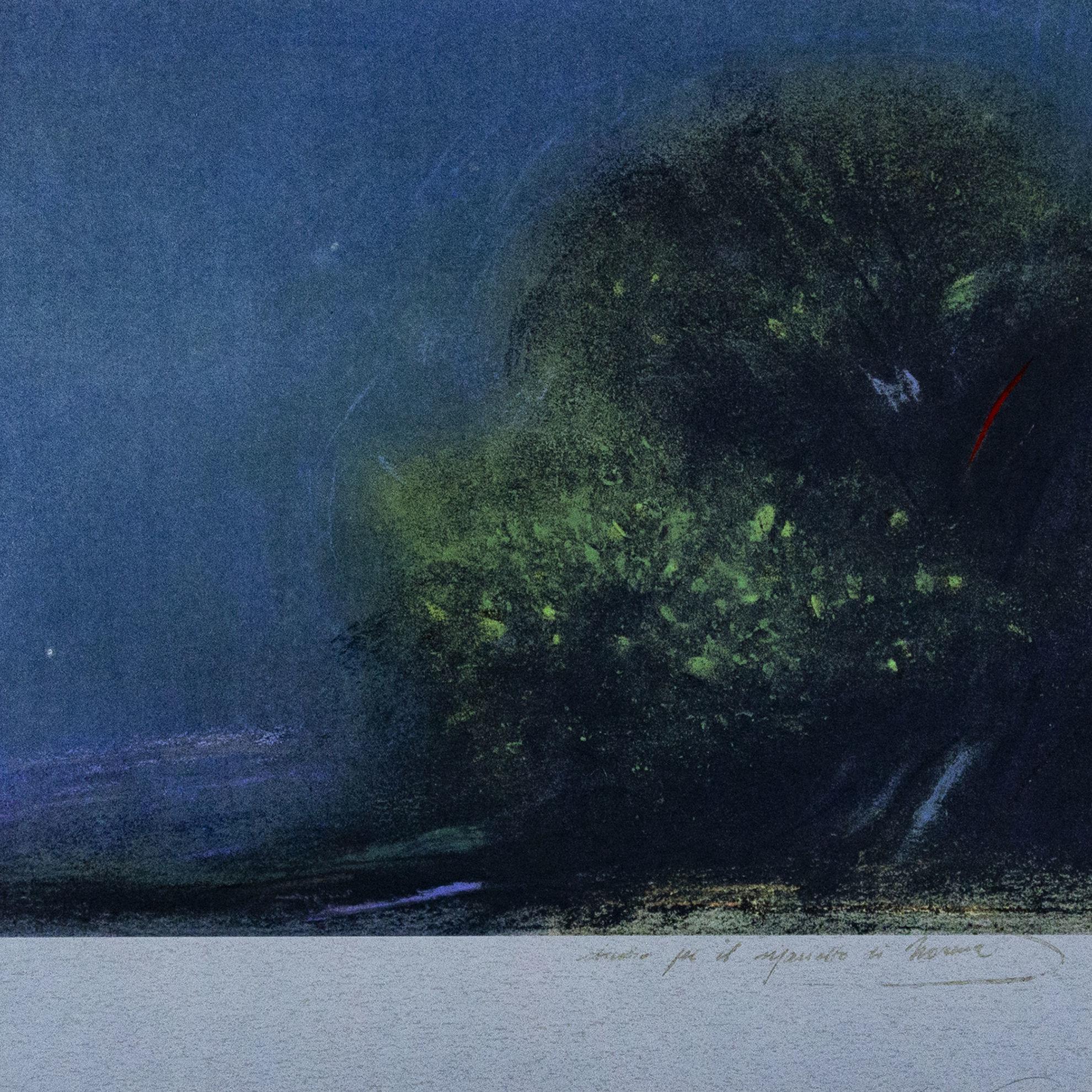 Immagine di Studio per il siparietto di Marina