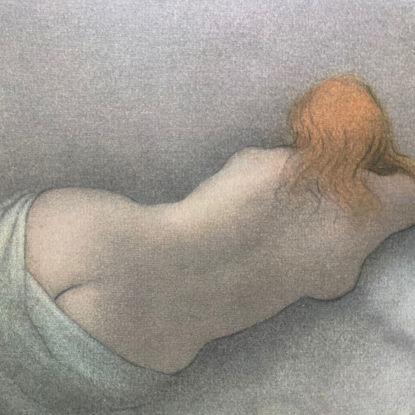 Immagine di Nudo di schiena II